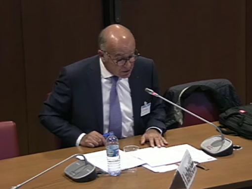 Recherche sur l'embryon, diagnostic prénatal, préimplantatoire, eugénisme : Jean-Marie Le Méné auditionné par la mission parlementaire