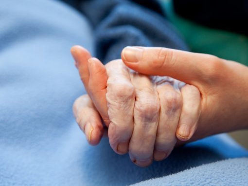 """""""Palliative care is a human right."""""""