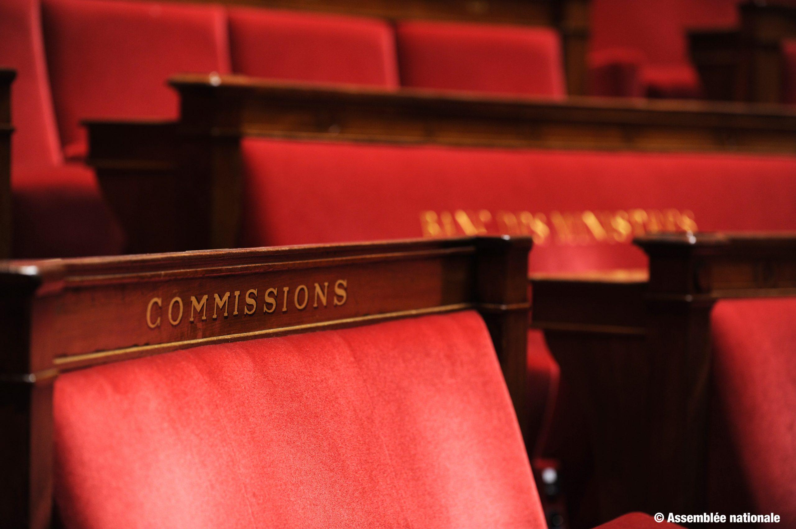 63_Assemblee_Nationale_Banc_Commissions
