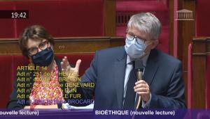 Projet de loi de bioéthique : « On s'est moqué de nous et donc aussi des Français » [Interview]