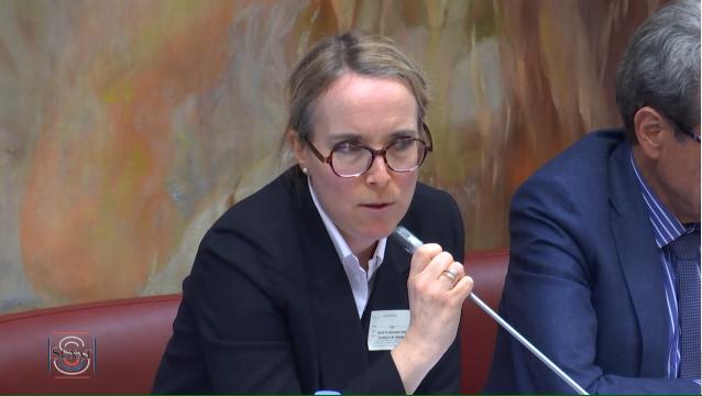La directrice de l'ABM auditionnée par la Commission spéciale bioéthique du Sénat