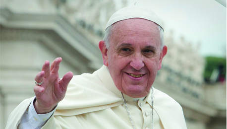 """The Pope has addressed healthcare workers: any """"medical intervention on human beings"""" must be evaluated in terms of respect for """"life and human dignity"""""""