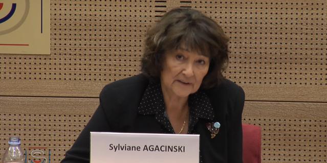 Sylviane Agacinski au Sénat : « La loi sur la PMA aidera et permettra d'arriver à la GPA »